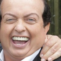 Marty Morrissey says his eyebrows are 'all natural'