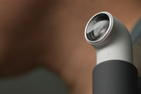 What HTC's new camera will look like.