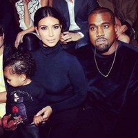 North West sat in the front row of Paris Fashion Week aged 14 months... The Dredge