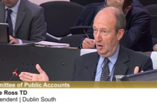 """""""Should the gardaí get discretion?"""": Ross rounds on 'bent' guards abusing the points system"""