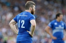 Leinster coach yet to decide BOD's long-term replacement