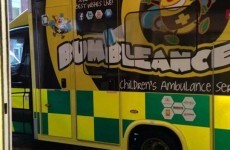 €800 worth of equipment stolen from ambulance for critically ill children