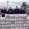 This is what a tonne of cocaine looks like