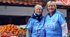 Snapshots: Dublin's women get behind the Ladies for Sunday's All-Ireland final