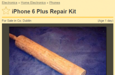 This enterprising Dubliner is selling a crucial iPhone 6 repair kit