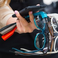 Turns out Google Glass doesn't make texting while driving any safer
