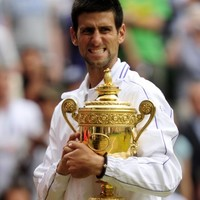 How Djokovic reached the pinnacle of world tennis