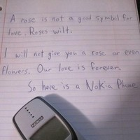 Here is the greatest love letter mankind has ever known