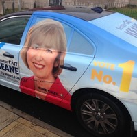 'A few kisses from Cáit Keane': Water, water, everywhere as we hit the campaign trail in DSW