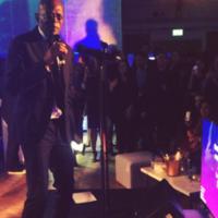 Samuel L. Jackson does a killer karaoke rendition of Show Me Love