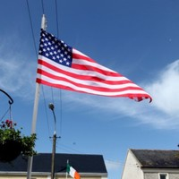 Fourth of July: Celebrations in Dublin, Limerick... and Moneygall