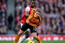 London calling: Wenger eyes £12million swoop for Doyler