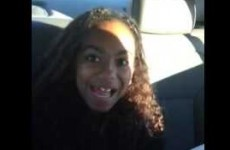 Little girl has the absolute greatest reaction to surprise Lorde tickets