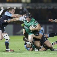 Connacht's winning start to the season comes to an end in Glasgow