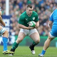 Cian Healy set for up to five months out after hamstring surgery