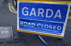 Gardaí attempt to identify body found in car crash blaze