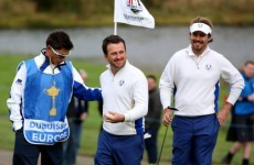 McDowell, Dubuisson lead charge as Europe take control