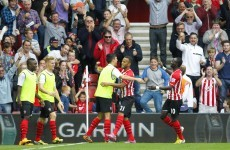 Pelle's incredible overhead kick was not the only stunning goal at St Mary's