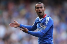 What have Ashley Cole and Jay-Z got in common? Food taste, apparently