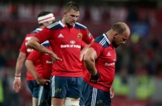 Foley feels fine margins cost Munster in home defeat to Ospreys