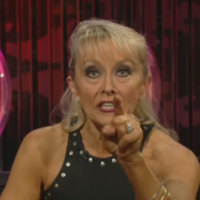 Twink issued a direct warning to pet thieves on the Saturday Night Show