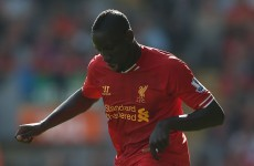 Sakho sorry for pre-game departure