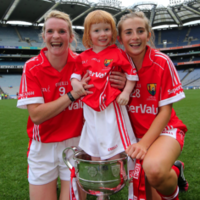 'Disbelief, in shock, but very happy' - Briege Corkery won her 14th All-Ireland senior medal today