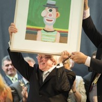 President Higgins follows in Bill Clinton and Terry Wogan's footsteps and gets freedom of his birthplace