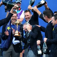 Paul McGinley: the man with the magic Ryder Cup formula