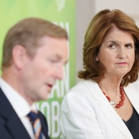 Joan Burton is glad Enda Kenny apologised over 'McNulty-gate'
