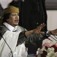 Gaddafi's son says western nations a 'target'