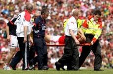 Ciarán Sheehan's injury blow: the Twitter reaction