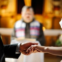 Want a church wedding? There might not be enough priests to do them in the future