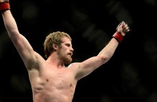 Ireland's adopted son Nelson 'honoured' to headline UFC Stockholm