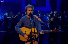 Damien Rice blew everyone away on Jools Holland last night