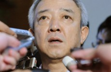 Japanese minister resigns… because of his blood type