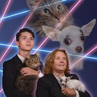 Student convinces school to include his majestic 'laser-cat' photo in yearbook