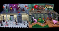Weird Wide Web: An apology to drag queens, a DOOM Lego masterpiece and helping you switch off