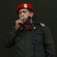 "Chavez tells supporters ""his return has begun"""