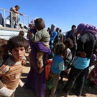 41 children killed in Syria school bombings