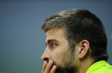 Gerard Pique admits he was (and still is) terrified of Roy Keane