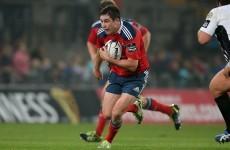 Jones happy with leadership role as Munster prep for 'dangerous' Leinster backs