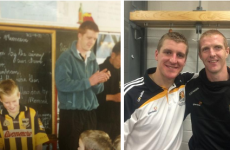 Snapshot - Eoin Murphy looked up to Shefflin as a kid and now is winning All-Irelands with him