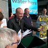 Anti-water charge protesters say 'don't register' - Irish Water says it'll cost you