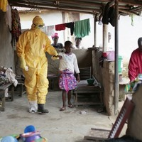 Five people are infected with Ebola every hour in Sierre Leone