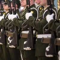 Irish soldiers forced 'to borrow' ceremonial uniforms for Albert Reynolds' funeral