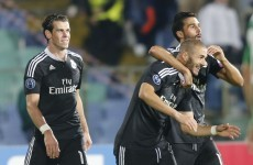 TheScore.ie's Champions League power rankings after week 2