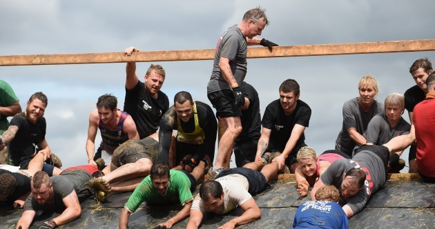 6,000 take part in the first ever Irish Tough Mudder this weekend