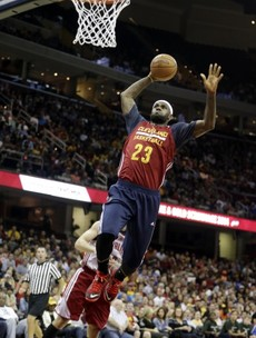 If LeBron and Kyrie Irving play like this every night, the Cavs will be unmissable