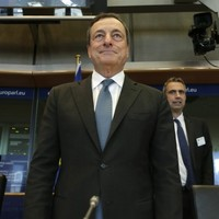 The ECB will start its shopping spree within weeks to get the eurozone going